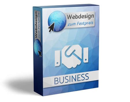 Webseite Business Paket